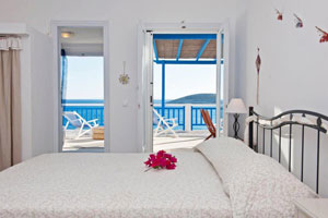 <b>Building No 1</b><br> <b> C - </b>Asterias poolfront suite - for 2 persons